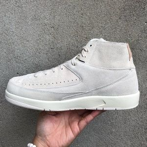 on sale 42e5f 48e8a Nike Air Jordan 2 Retro Decon Sail-Beige NWT